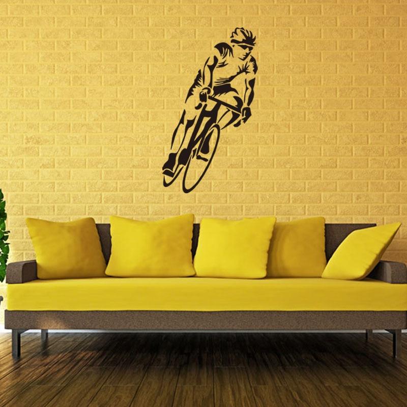 Adesivi Murali Personaggi Famosi.Fai Da Te Adesivi Murali Soggiorno Decorazione Della Casa Personaggi