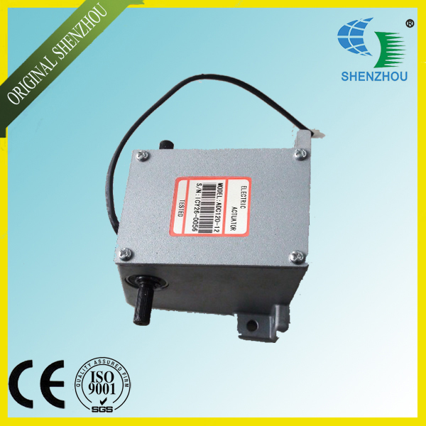 Electronic Fuel Control Actuator ADC120 12V Diesel Generator Spare Parts