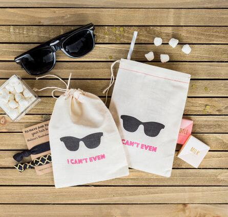 51e56bd5944 personalized I Regret Nothing Hangover Kit wedding favor gift Welcome Bags  Bachelorette hem bridal shower party