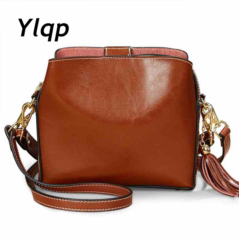 2018 Genuine Leather Bags Designer Handbags Women Shoulder Crossbody Bags Famous Brand Women Menssenger Bag Tote bolsas feminina цена 2017