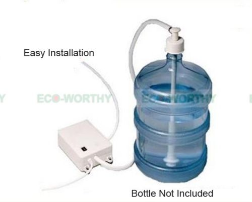 120V AC USA Plug Bottled Water Dispensing Pump System Replaces Bunn Flojet BW1000A120V AC USA Plug Bottled Water Dispensing Pump System Replaces Bunn Flojet BW1000A