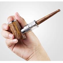 100 Original Kamry E Pipe kit Electronic Hookah Pen Wooden Design E Pipe K1000 Plus Electronic