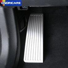 Автомобильный Стайлинг, декоративные наклейки на педали, отделка из нержавеющей стали для Volvo XC60, аксессуары для интерьера
