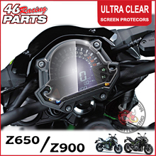 CK CATTLE KING Cluster Scratch Cluster Screen Protection Film Protector For Kawasaki Z650 Z900 Z 650/900