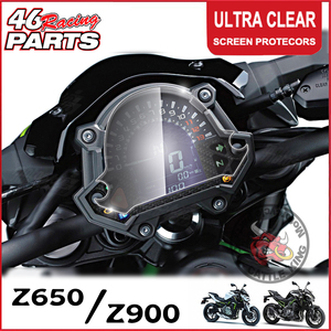 CK CATTLE KING Cluster Scratch Cluster Screen Protection Film Protector For Kawasaki Z650 Z900 Z 650/900(China)