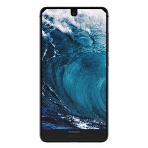 Image 3 - SHARP AQUOS C10 S2 Android 8.0 4GB + 64GB 5.5 FHD + SmartPhone Snapdragon 630 Octa Core Face ID NFC 12MP 2700mAh 4G téléphone portable