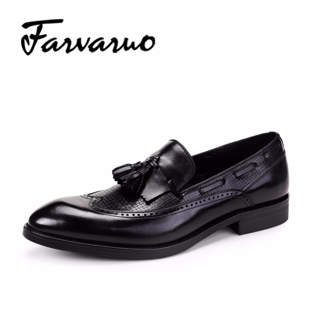 Moccasins Tassel Loafers Weave Shoes Spring Autumn Mens Casual Flats Office Shoe for Men in Genuine Leather Oxford 2017 Hot Sale hot sale new oxford shoes for men fashion men leather shoes spring autumn men casual flat patent leather men shoes size 46