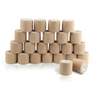 24 Rolls Self-Adhesive Bandage Waterproo