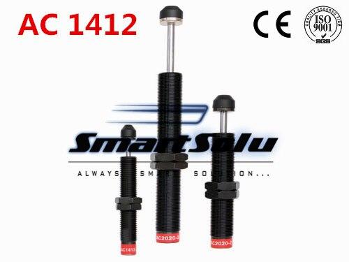 Il trasporto libero 1 pz AC1412 M14x1.5 Pneumatico Ammortizzatore Idraulico Damper 12mm strokeIl trasporto libero 1 pz AC1412 M14x1.5 Pneumatico Ammortizzatore Idraulico Damper 12mm stroke