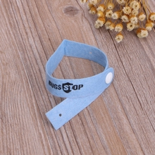 Anti Mosquito Bracelet Bug Repellent Wrist Band Insect Repeling Nets Bug Lock