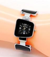 2016 vente Chaude XINHUA bracelet montre femmes bleu marque de luxe en acier inoxydable cadran quartz montres dames de mode montres