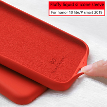 FCOWB for huawei P smart 2019 case Anti-knock Official liquid silicone phone honor 10 lite cover