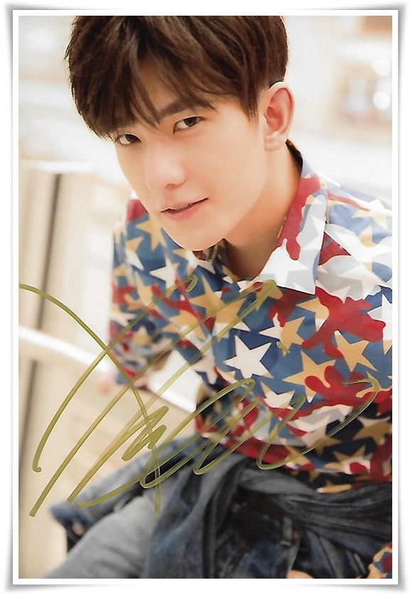 Yang Yang Autographed Signed New Photo 4 6 Inches Famous Actor Gifts Collection Freeshipping 07 2016 08 Autographed Photos Photo Giftfreeshipping Aliexpress
