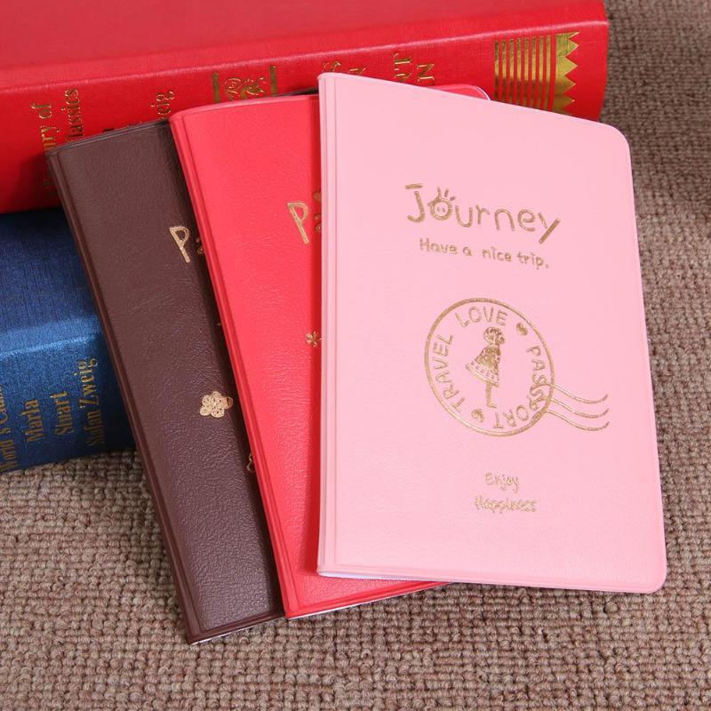 Simple Travel ID Card Holder Skin PU Leather Passport Cover Case For Protecting Card Holder Passport Cover Case Protect Z95Simple Travel ID Card Holder Skin PU Leather Passport Cover Case For Protecting Card Holder Passport Cover Case Protect Z95