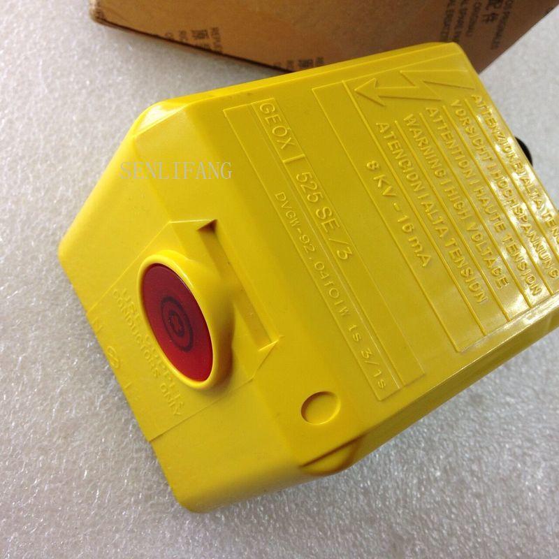 NEW RIELLO 525SE-3 Control Box For Riello GS3/GS5 Oil Burner China Make Burner Controller