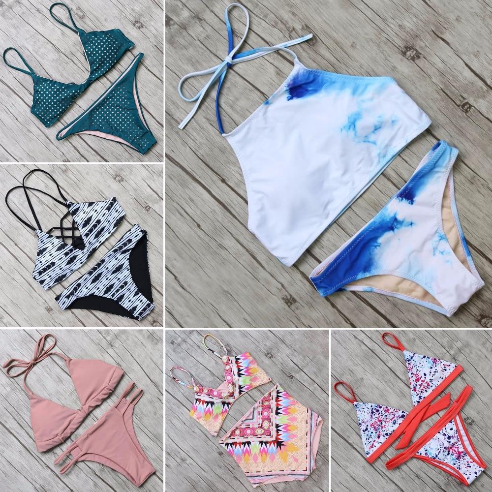 Limited Time Offer Bikini Set Brazilian Biquini Swimwear Women Sexy Bandage Bathing Suit Swimsuits Maillot De Bain Femme bandage bikini 2018 sexy swimsuit swimwear women bikini set high waisted bathing suit brazilian biquini maillot de bain femme xl