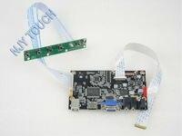 VGA HDMI LCD Controller Board For LP116WH6 SPA1 LP116WH6 SPA2 11 6 Inch EDP 30 Pins