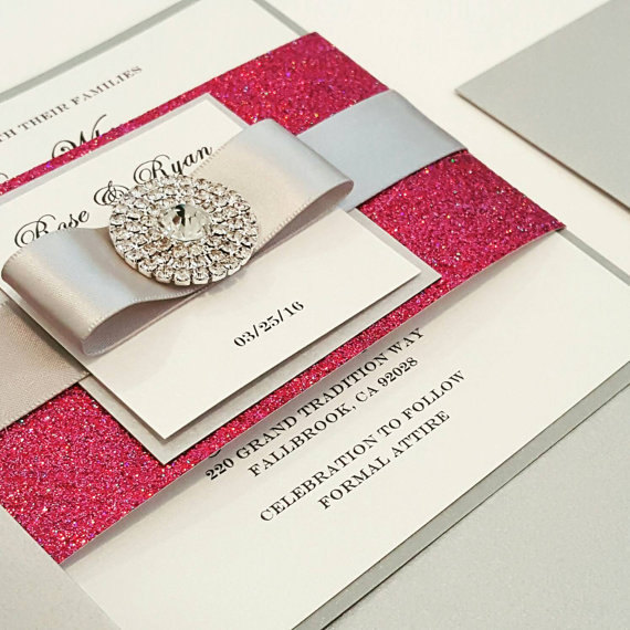 Buy jeweled wedding invitations and get free shipping on AliExpresscom