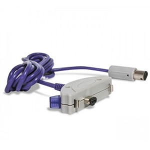 Image 2 - For G C to for G ame boy A dvance G BA G BA SP 2 Player Cable Pair Line Connect Cord Lead