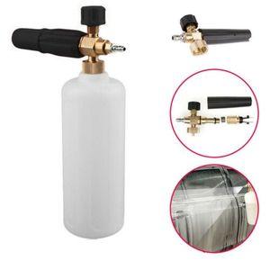 Image 3 - Foam Cannon Lance profesjonalne narzędzie do myjni samochodowej i 5 sztuk sprej spryskiwacza końcówki do dyszy