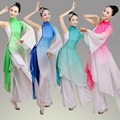Mujer clásica tradicional chino folk dance dance trajes para mujeres niños niños niñas nacional de china antigua dress costume
