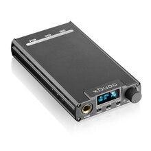 XDuoo XD-05 Portatile Audio DAC e AMPLIFICATORE Per Cuffie supporto nativo di decodifica DSD 32bit/384khz HD display OLED