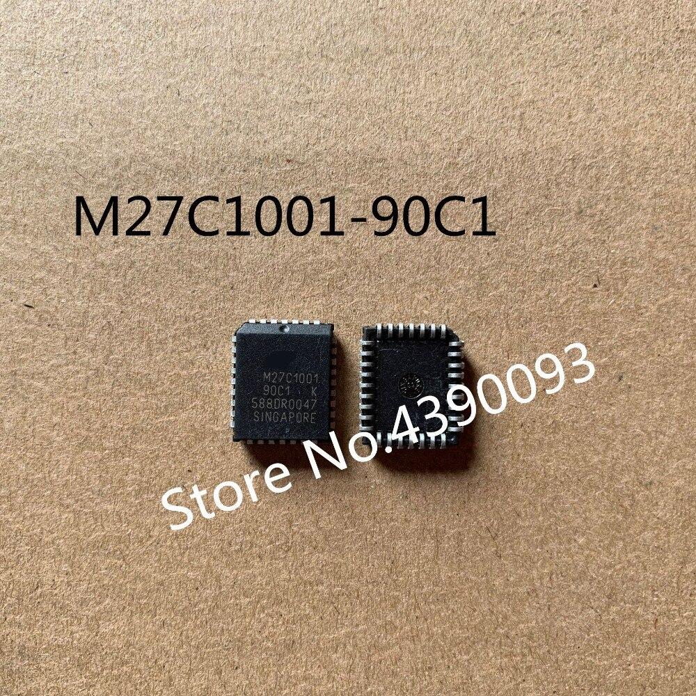 50pcs/lot   M27C1001   M27C1001-90C1  PLCC3250pcs/lot   M27C1001   M27C1001-90C1  PLCC32