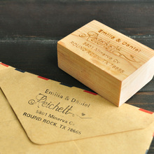 Buy address stamp custom and get free shipping on AliExpress.com