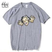 """Funny Albert Einstein's """"Tongue Out"""" T-shirt"""