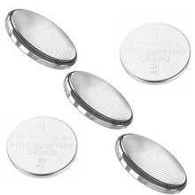 10PCS battery CR2032 3V button cell coin batteries for watch computer toy remote control cr 2032 цена