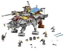 Toys CHINA BRAND L5006 self-locking bricks Compatible with Lego Star Wars Captain Rex's AT-TE 75157 no original box