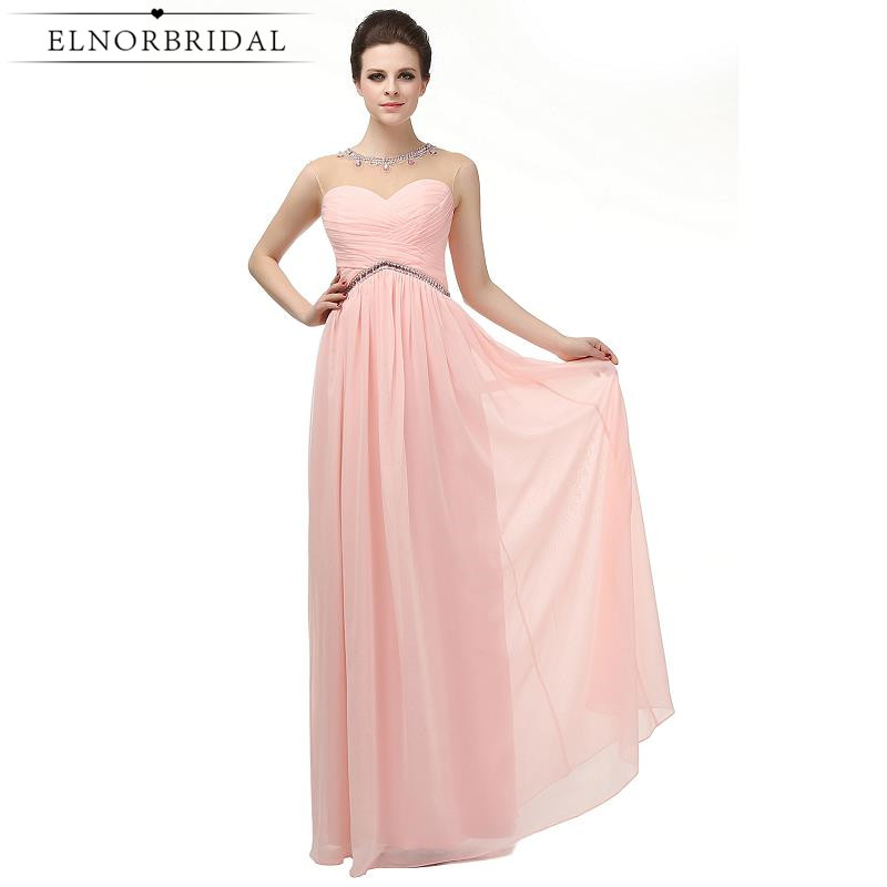 Blush Pink Prom Dresses Long 2017 Sheer Robe De Soiree Longue Illusion Back Imported Party Dress Formal Evening Gowns