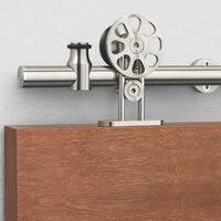 8ft 10ft pojedyncze drzwi ze stali nierdzewnej drzwi przesuwne zestaw narzędzi w Slajdy od Majsterkowanie na