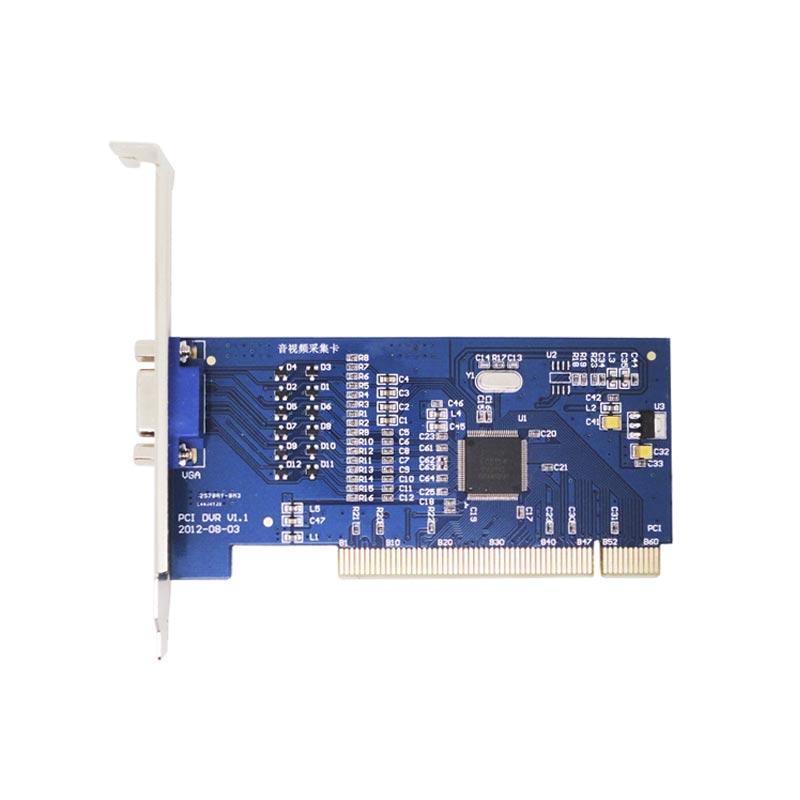 USB 2 0 4 Channel Captuer Card Surveillance Video Capture Card Compatible 960H DH D1 Phone