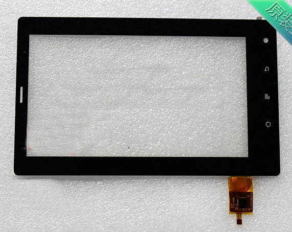 New Capacitive touch screen panel Digitizer Glass Sensor replacement For 7 Explay Informer 706 3G Tablet Free Shipping black new for 7 tablet fpc ctp 0700 066v7 1 capacitive touch screen panel digitizer glass sensor replacement free shipping