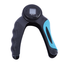 HG-2323B Dual LCD Hand Grippers Sports Fitness Finger Exerciser Dynamometer Grip Strength Adjustable Strength Calories Hand Grip