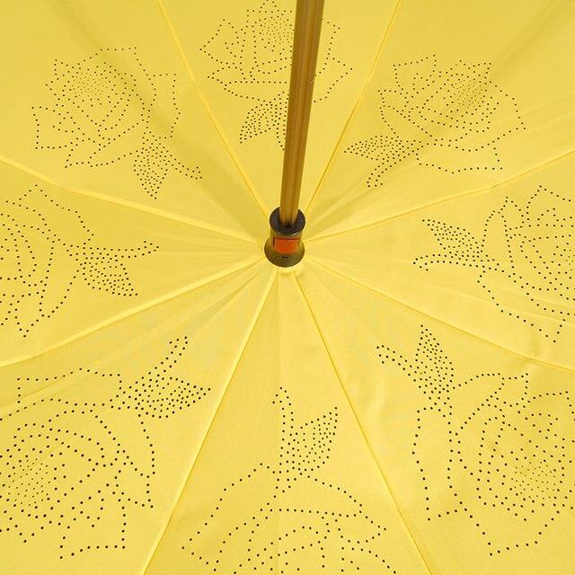 Online Shop Rot Spazierstock Strand Sonnenschirm C Form Griff