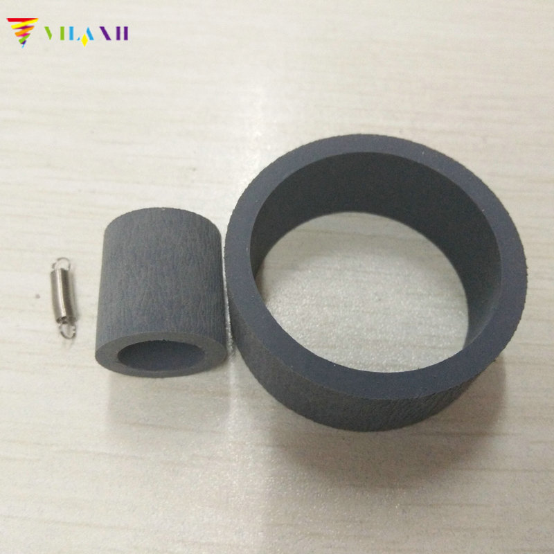vilaxh Pickup Roller for Epson 1410 1390 1430 1400 T1100 B1100 L1300 1900 1800 ME1100 R1800 2000 Printer pickup roller feed roller separation roller for epson r200 r210 r220 r230 r310 r350