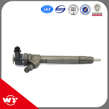Hot sale fuel injection injector 0445 110 313 for common rail diesel engine