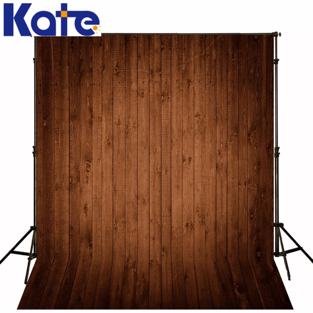 Photography Backdrops Light Coffee Color Wood Brick Wall Backgrounds For Photo Studio Ntzc 119 In Background From Consumer Electronics On