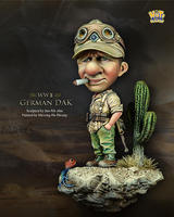 Pre order goods NP 001 1/32 SD WWII German Army of Africa
