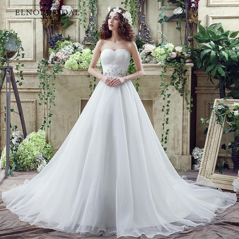 US $122.18 18% OFF|2019 Bohemian Wedding Dress Plus Size Cheap Sweetheart  Gelinlik A Line Vestido De Casamento Corset Back Bridal Gowns Handmade-in  ...