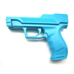 Image 5 - Light Gun Pistol  handle  Shooting Sport Video Game for  Wii Remote Controller vibration pistol for W i i game   handle