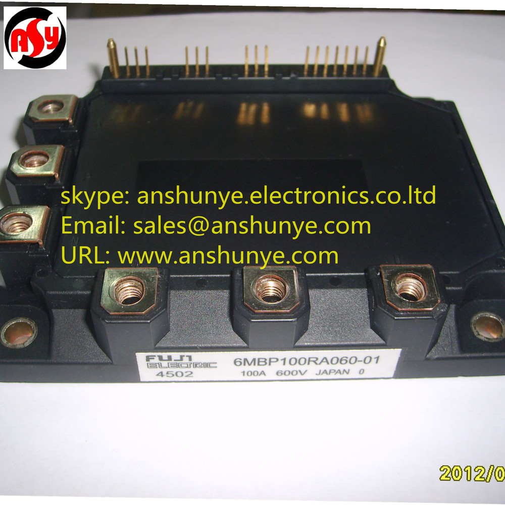 6MBP100RA060  IPM IGBT Transistor modules fp75r12kt4 fp100r12kt4 7mbr75vn120 50 genuine 100% igbt modules