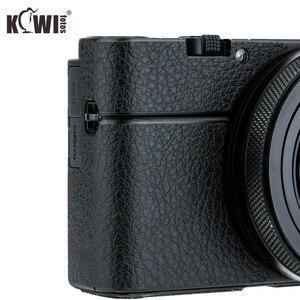 Image 3 - KIWIFOTOS KS RX100VIL Camera Da Trang Trí Cho Sony RX100 VI Với Ướt Vệ Sinh Lau Máy Ảnh Trang Trí