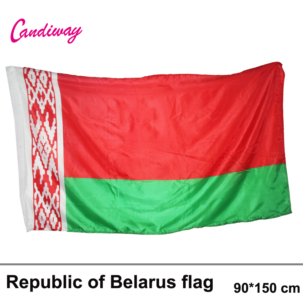 BELARUS BELARUSIAN FLAG WORLD SOCCER Metal License Plate Frame Tag Holder