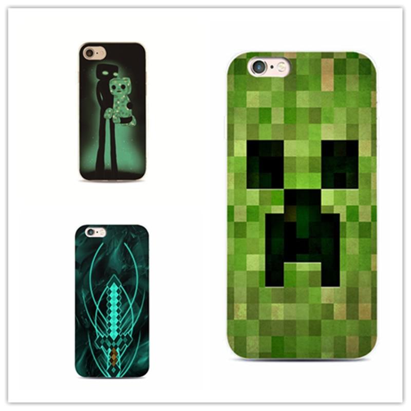 Iphone  Minecraft Case