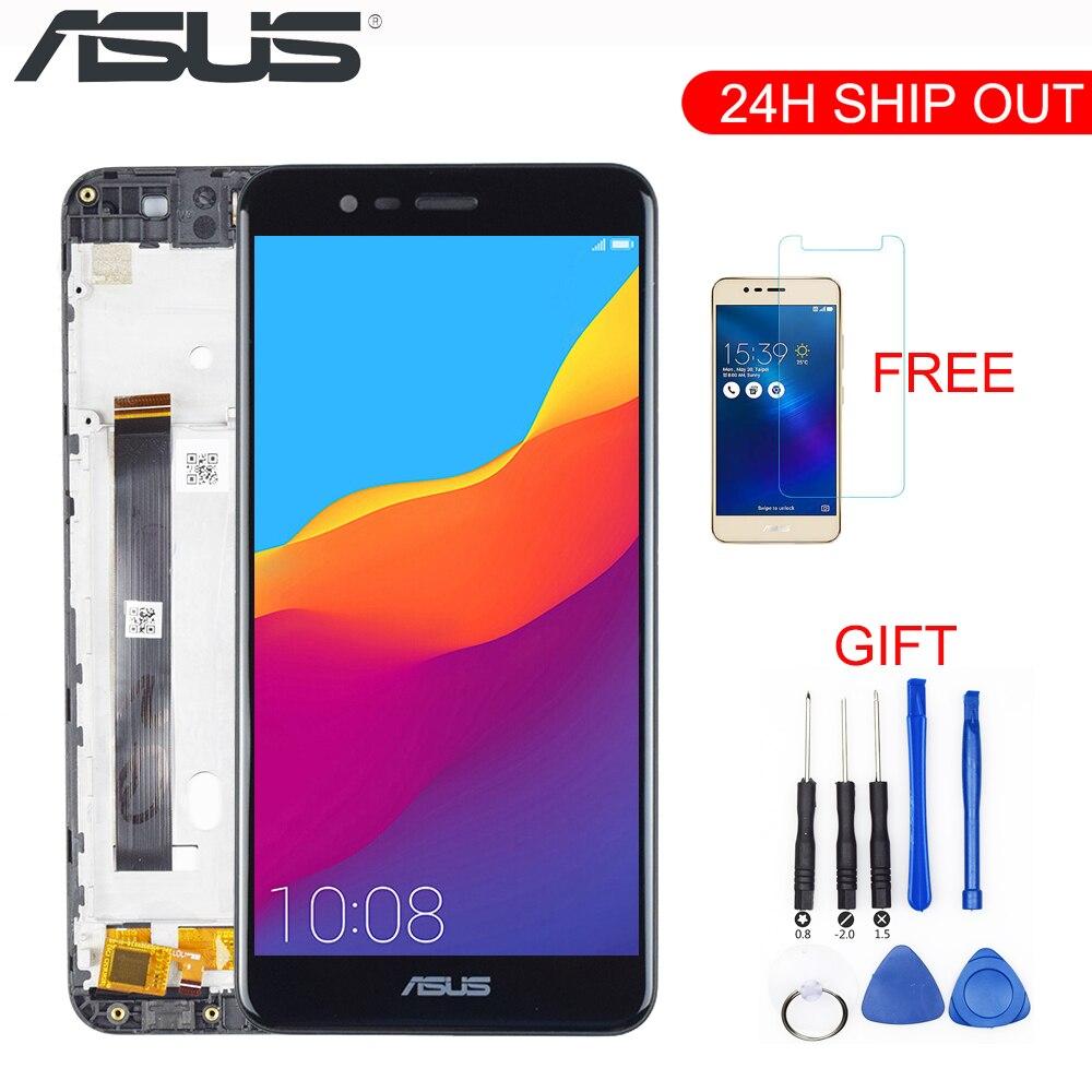 Оригинальный дисплей 5,2 дюйма для Asus Zenfone 3 Max ZC520TL, сенсорный ЖК экран с дигитайзером в сборе, X008D ZC520TL, ЖК дисплей|Экраны для мобильных телефонов|   | АлиЭкспресс