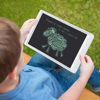 """Neueste 12 """"LCD Schreiben Tablet Digitale Zeichnung Tablet Handschrift Pads Tragbare Elektronische Tablet Bord ultra-dünne Bord mit stift"""