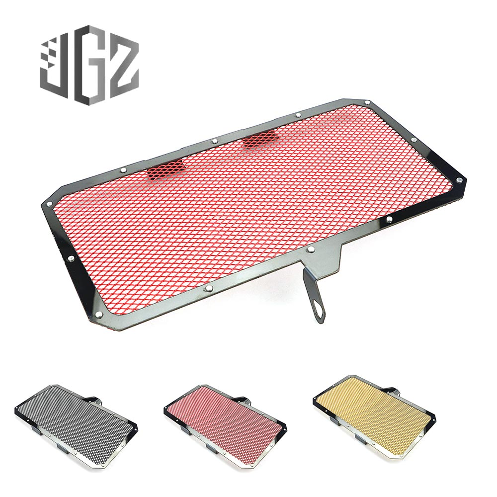 Motorcycle Radiator Guard Grille Protector Stainless Steel Bezel Cover For <font><b>YAMAHA</b></font> YZF <font><b>R25</b></font> R3 2015 2016 2017 2018 <font><b>2019</b></font> Gold Black image